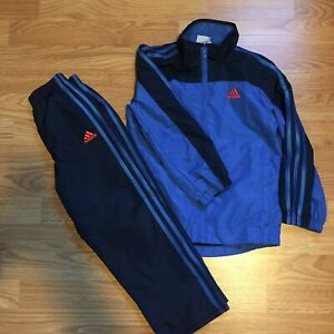 Size 6 adidas track suit