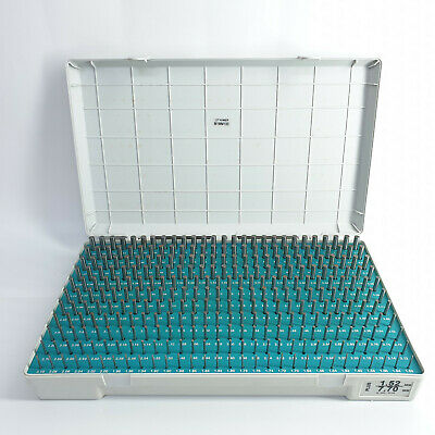 Meyer Gage 1.52 To 7.7mm Class Z Plus Plug Pin 310 Pieces M1mmp Set