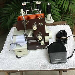Overlocker Sewing Machine working perfectly & made in Japan. Buderim Maroochydore Area Preview