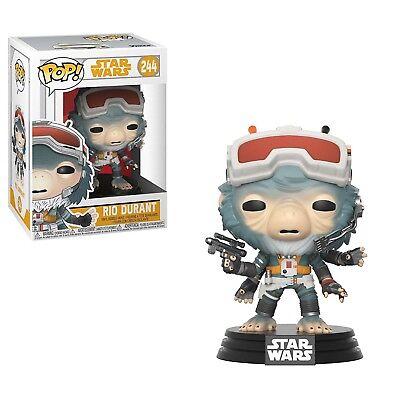 Funko Star Wars Solo Movie POP Rio Durant Vinyl Figure NEW IN STOCK Toys