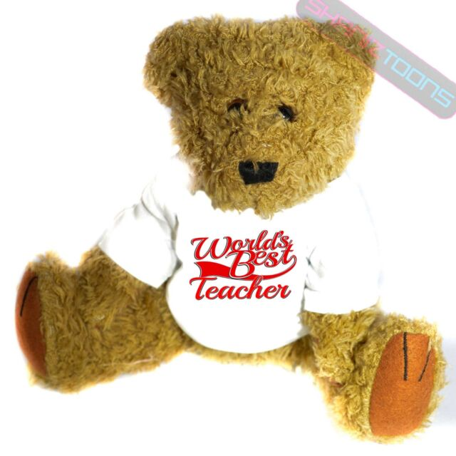 Teacher Thank You Gift Teddy Bear