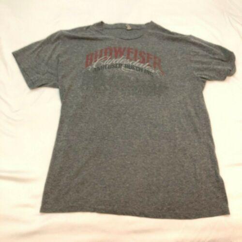 Vintage Budweiser Clydesdales Men's Large T Shirt Anheuser-Busch