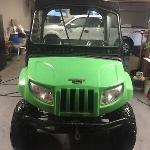 Arctic Cat 650 Prowler Side by Dide