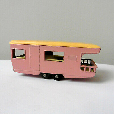 matchbox Lensey n°23 Caravan 1965