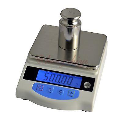 2000g x 0.01g High Precision Digital Scale Balance w Germany Sensor + Counting