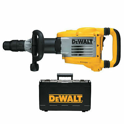 Dewalt D25901k Heavy Duty Sds Max Demolition Hammer With Shocks - Express Ship