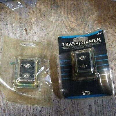 2--trine--121ac--multi Purpose Transformers--new In Original Packaging
