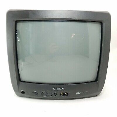 "ORION 13"" Retro CRT Gaming TV Console Television Monitor Model TV1334A"