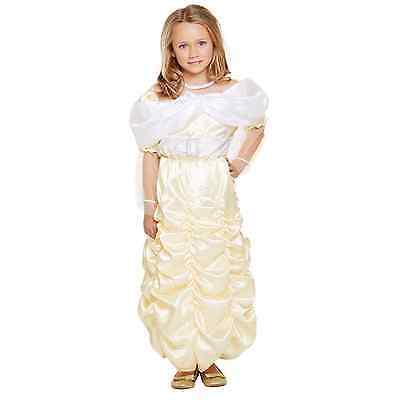 Beauty Princess Fancy Dress up Costume Pretty Outfit Book Week Day Queen - Child Beauty Queen Kostüm