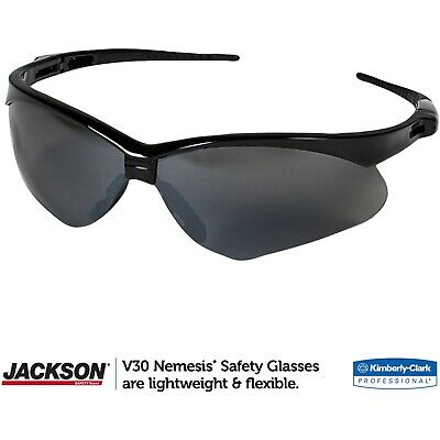 Jackson Nemesis V30 Safety Glasses/Sunglasses Various Colors & Quantities (Nemesis Sunglasses)