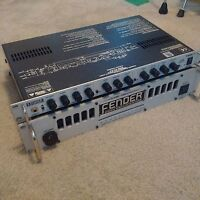 Mint cond, Fender TBP-1 bass preamp and MB-1200