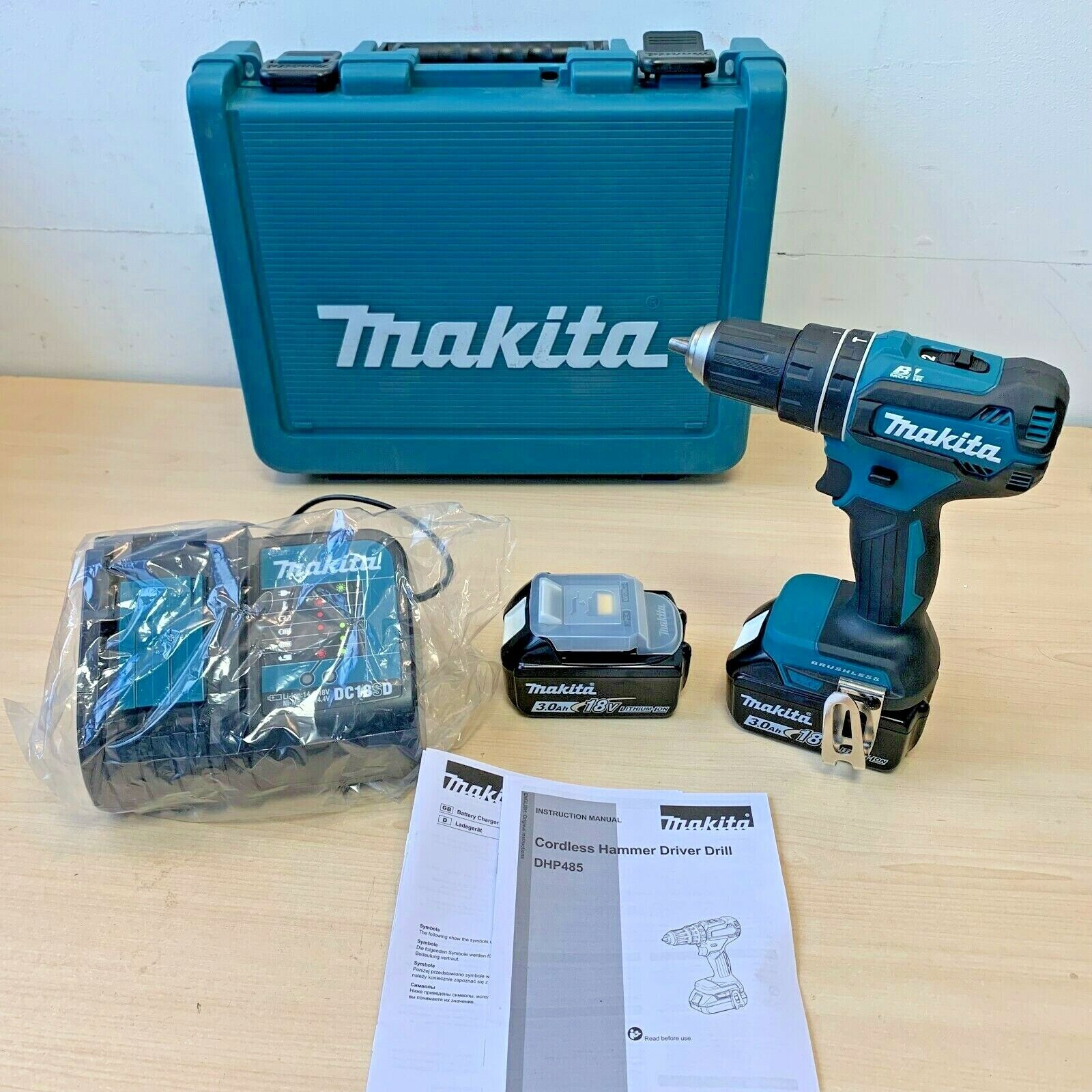 Switch 632A24-0 For MAKITA DHP343 DDF343 BHP343 632A23-2 Parts Tools Supplies