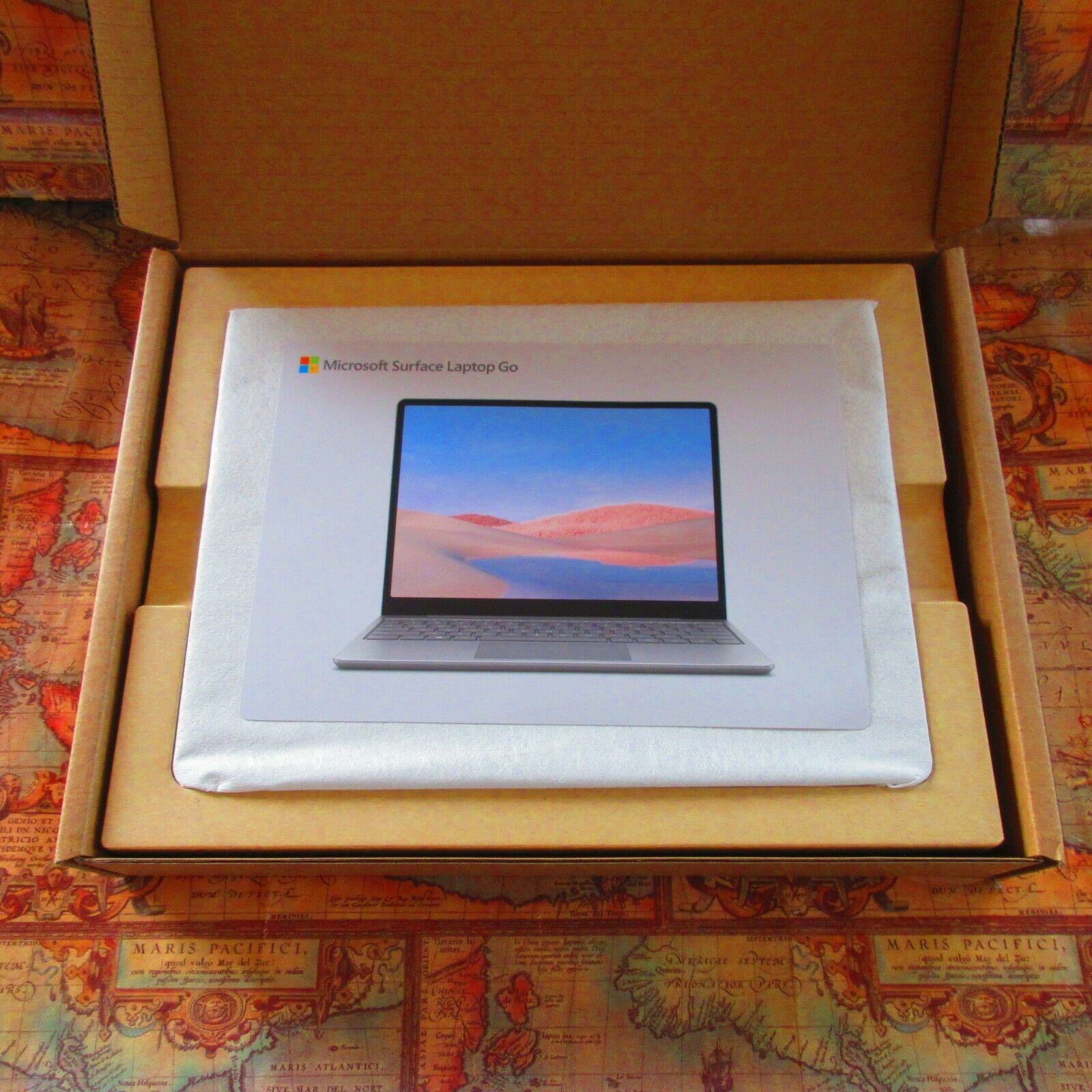 "Laptop Windows - 2020 Microsoft Surface Laptop Go 12.4"" Touchscreen i5, Windows 10 Pro - Platinum"