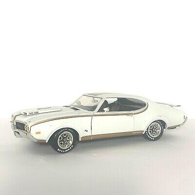 1969 Hurst Olds 455 ERTL American Muscle 1/18 Scale Die Cast Model