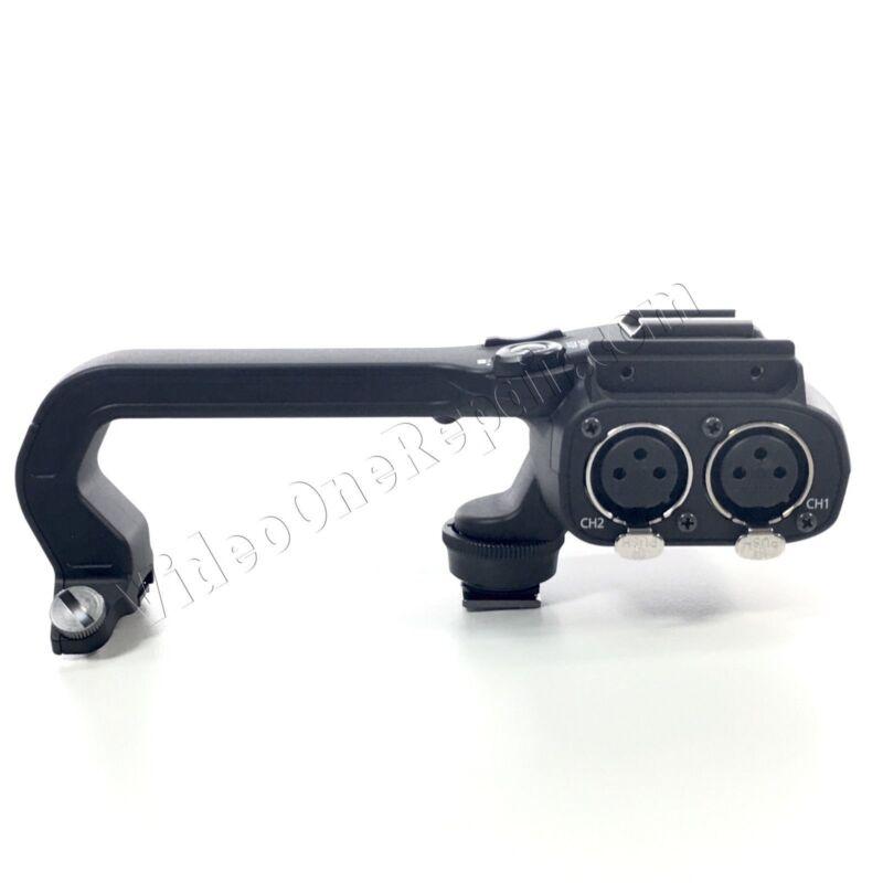 Canon XA10 Handle Top With XLR