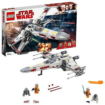 LEGO® Star Wars™ - X-Wing Starfighter™ 75218 730 Pcs