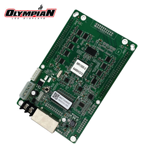 NovaStar MRV300-2 Receiving Card for Rental LED Displays [Bottom Male Pins]