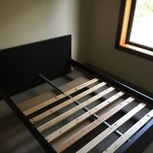 Queen bed used good condition $150 Putney Ryde Area Preview