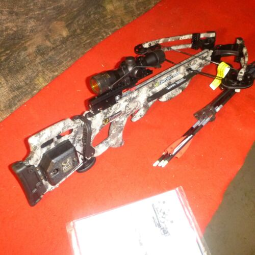 TenPoint Titan M1 Crossbow Acudraw Package