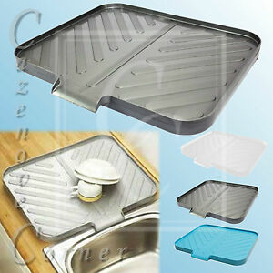 Worktop Drainer Tray Space Saving Draining Board Sink