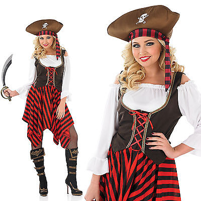 - Pirate Halloween Kostüme Outfit