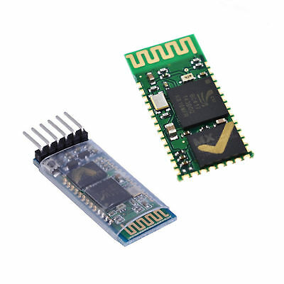 Hc-05 06 Wireless Bluetooth Rf Transceiver Serial Rs232 Ttl Base Board Ass