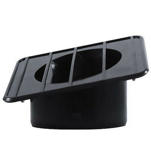 67-72 Chevy GMC Pickup Truck Defroster Defrost Duct Right Side Inside Dash Black