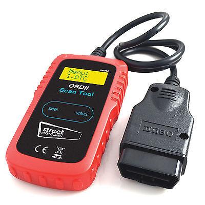 Citroen Saxo OBD-II Engine Diagnostic Code Reader