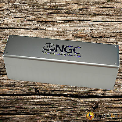 Official NGC Certified Coin Holder (Slab) Storage Box