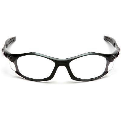Pyramex Solara Safety Glasses with Clear Lens, Gray (Solara Glasses)