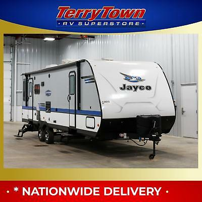 New 2018 Jayco Jay Feather 27RL Rear Living Camper Trailer RV