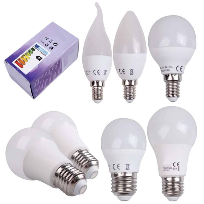 E14 E27 LED Edison Vintage Retro Lampe Glühlampe Filament Kerzen Glühbirne Birne