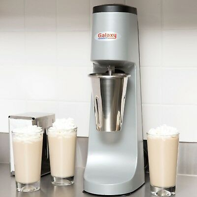 Commercial Single Spindle Milkshake Ice Cream Shake 2 Speed Drink Malt Mixer