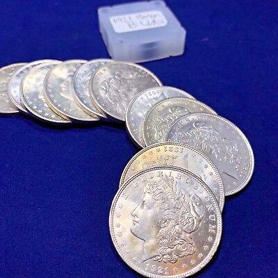 1921 Morgan Silver Dollar AU/BU