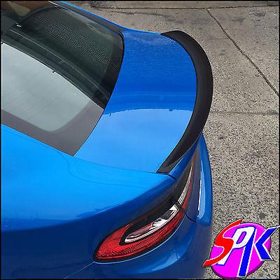 "Universal 55.5/"" Rear Trunk Lip Spoiler SPK 284G Fits Duckbill Wing"