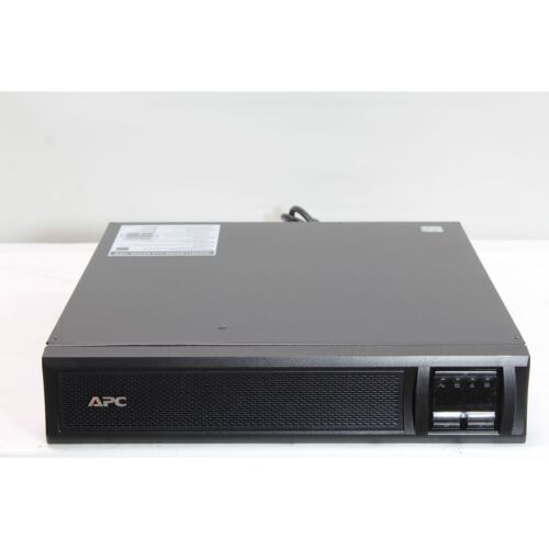 APC Smart-UPS X 1500VA Tower/Rack Mountable UPS Black SMX1500RM2U