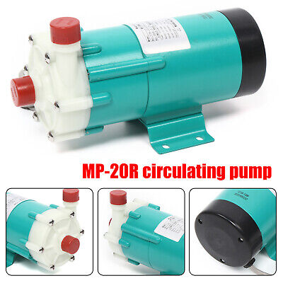 110v Magnetic Drive Circulation Pump For Water Treatmentfood Industry Chemical