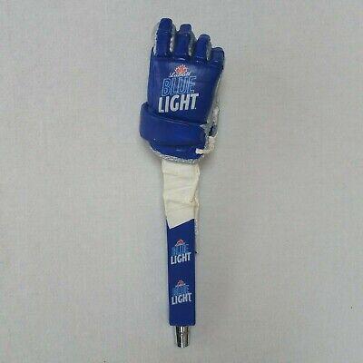 Labatt Blue Light Hockey Glove On Stick Beer Tap Handle Kegerator