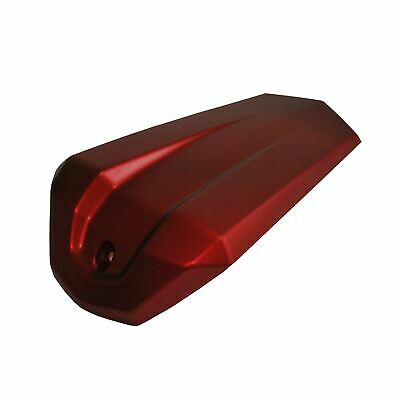 MPW SINGLE SEAT TAIL UNIT COVER IN SATIN RED <em>YAMAHA</em> YZF R 125 08 18