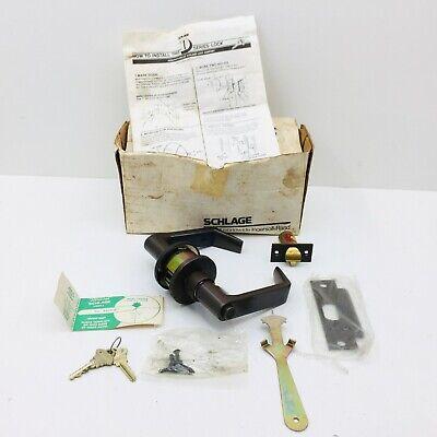 Schlage D-series D50pd Lock Door Handle Pushbutton Is Lever Lock