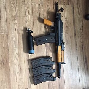 Milsig m17 ak for price or trade for anything interesting