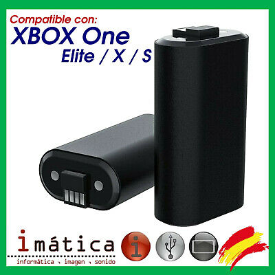 BATERIA RECARGABLE PARA MANDO XBOX ONE ELITE / S / X 1400...