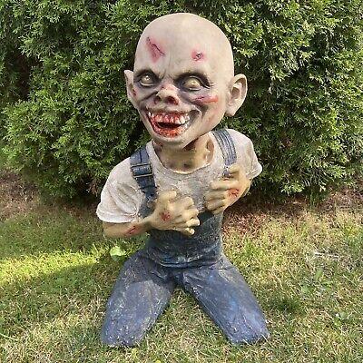 Spirit Halloween Animated 2.5ft Hex Demonic Boy - Morbid Enterprises 2007-13