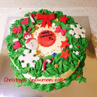 Yummy Christmas Cake! From only $12