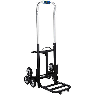 Portable Stair Climbing Folding Cartclimb Moving Up To 420lb Hand Truck Dolly