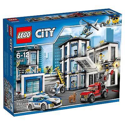LEGO® City Police Police Station 60141