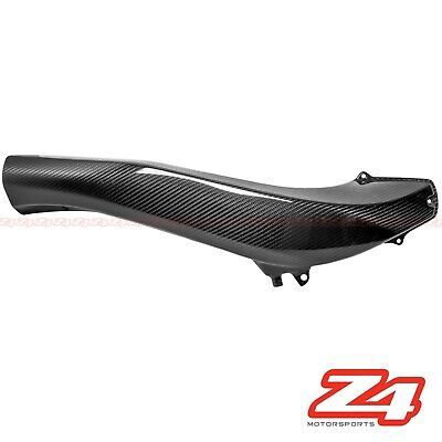 2018-2020 Ninja H2 SX SE+ Air Duct Ram Intake Tube Fairing Cowling Carbon Fiber