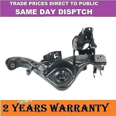 FIT NISSAN QASHQAI X TRAIL 2007-2014 REAR LEFT SUSPENSION TRAILING CONTROL ARM
