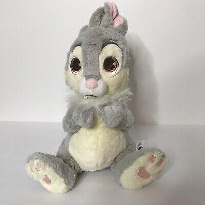 "Disney Thumper From Bambi Plush Bunny Rabbit 13"" Tall Very Soft"