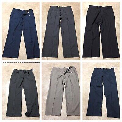 New perry ellis portfolio travel luxe dress pants classic fit 05-19